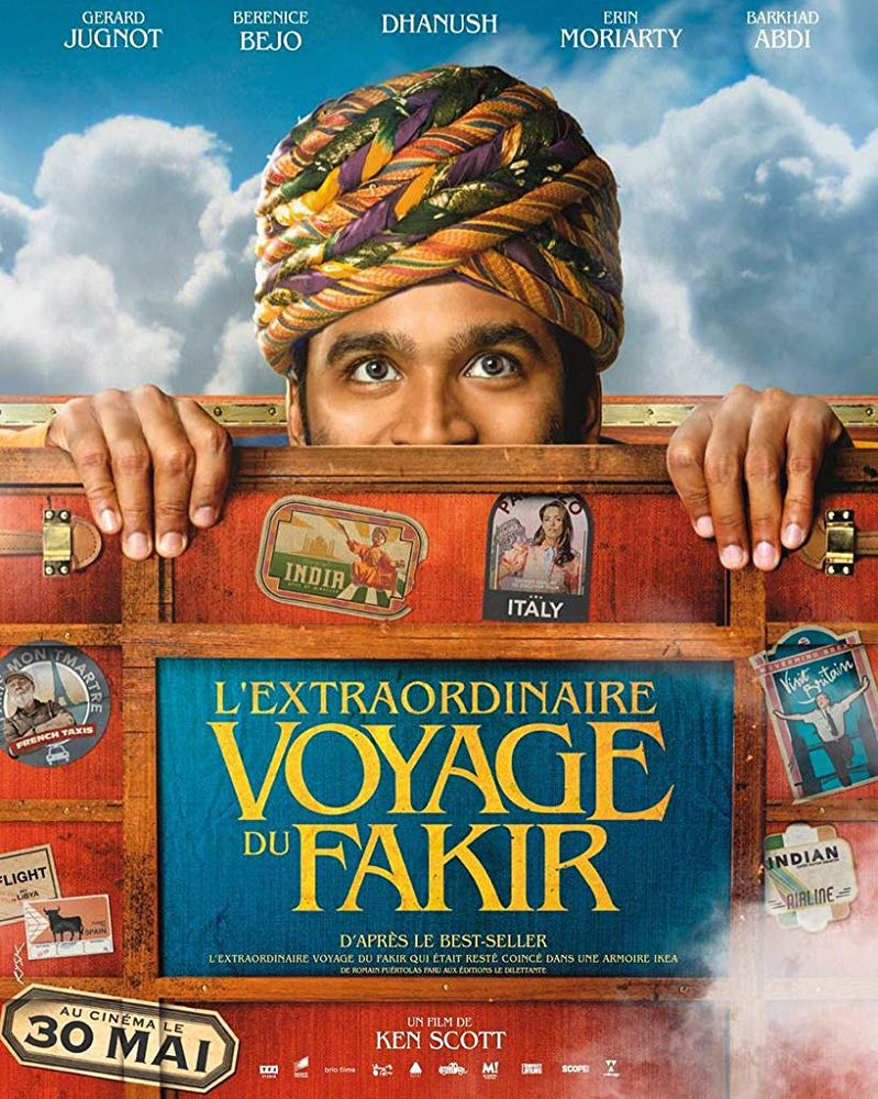 The Extraordinary Journey of the Fakir 2018 1080p BluRay x264-CiNEFiLE