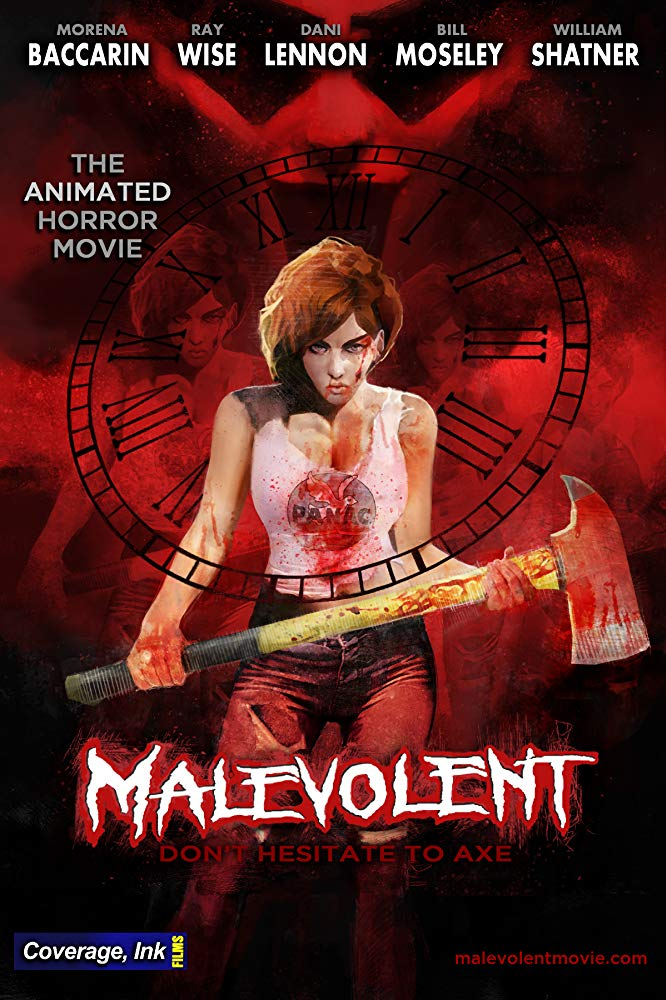 Malevolent (2018) HDRip XviD AC3-EVO