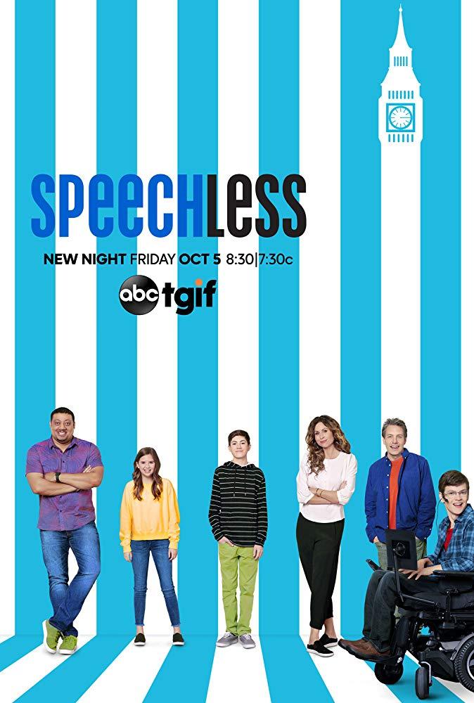 Speechless S03E01 HDTV x264-CRAVERS