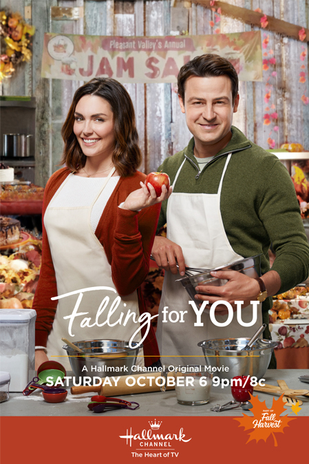Falling For You 2018 720p HDTV x264-W4F