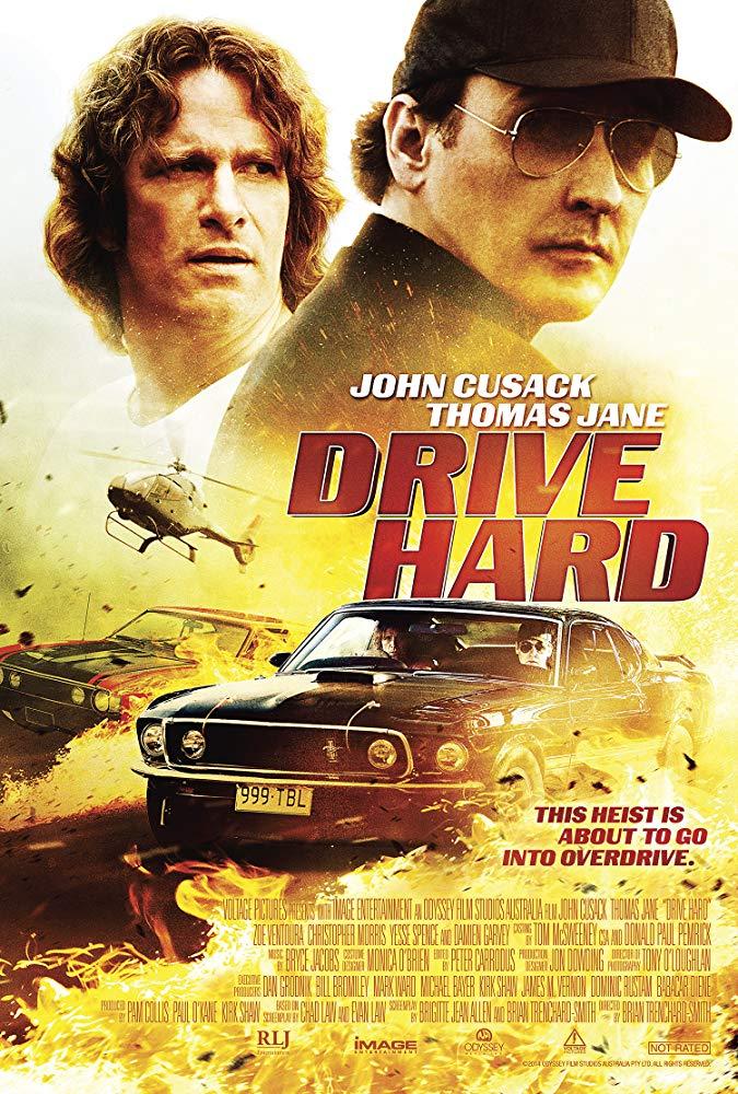 Drive Hard 2014 BluRay 10Bit 1080p DD5 1 H265-d3g