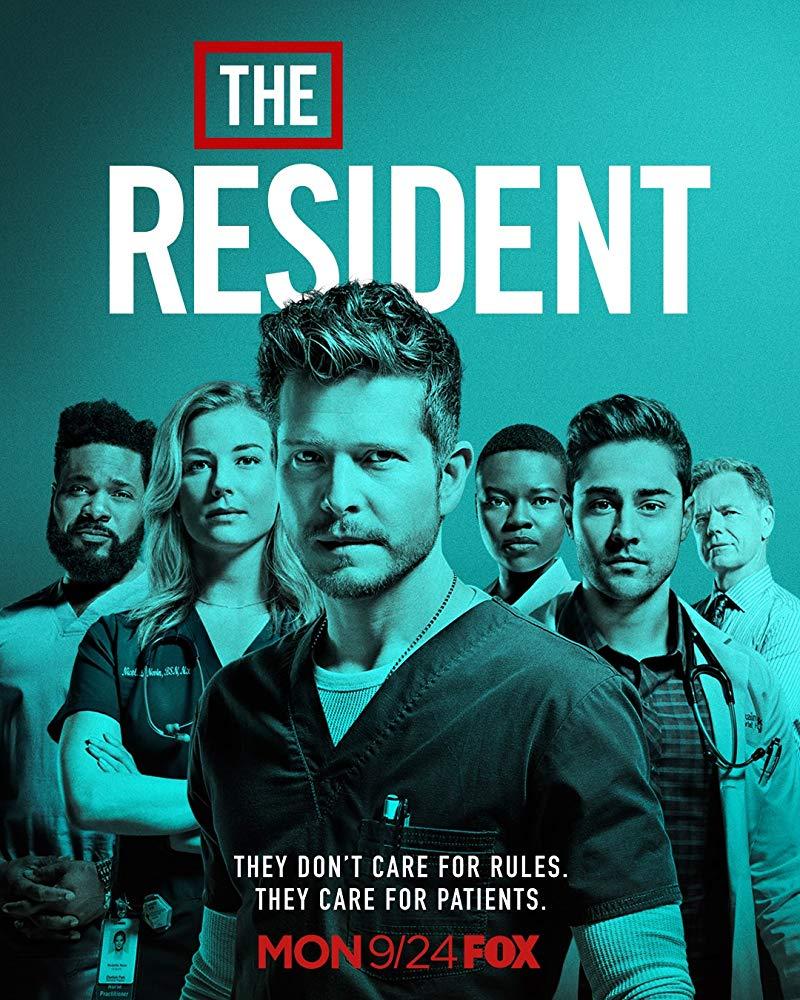 The Resident S02E03 720p WEB x265-MiNX