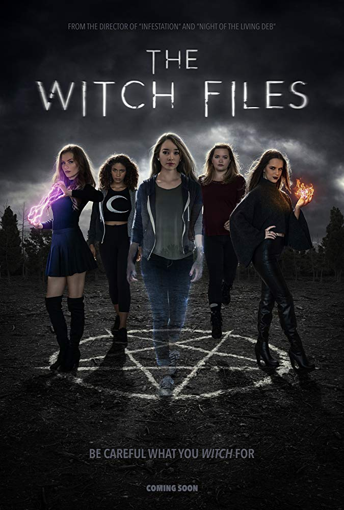 The Witch Files 2018 HDRip XviD AC3-EVO