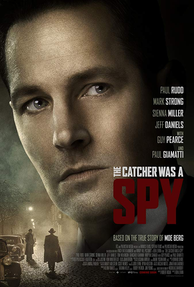 The Catcher Was a Spy 2018 720p WEB H264-NTROPiC