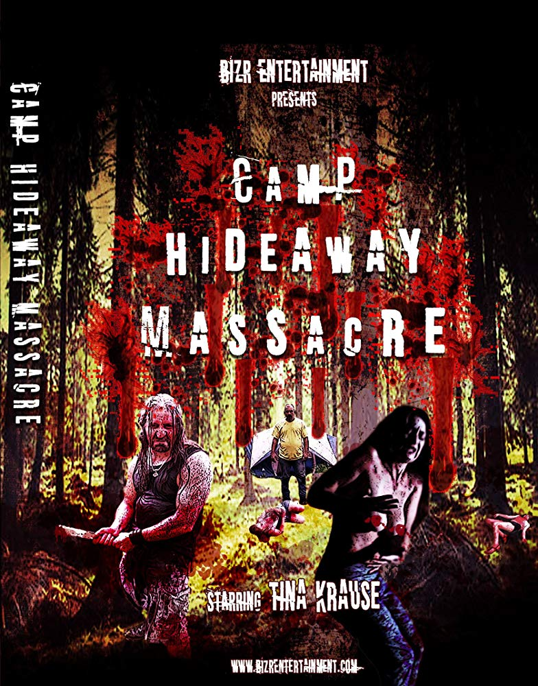 Camp Hideaway Massacre (2018) WEBRip - SHADOW