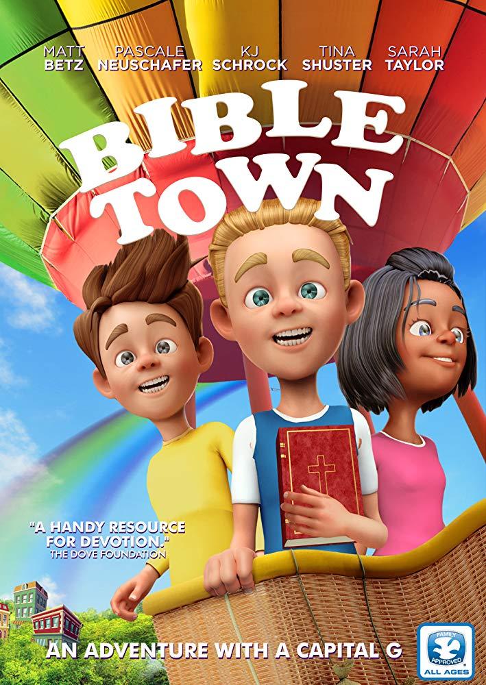 Bible Town (2017) [WEBRip] [720p] YIFY