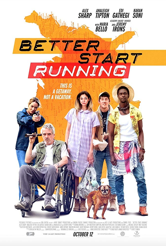 Better Start Running (2018) HDRip XviD AC3-EVO