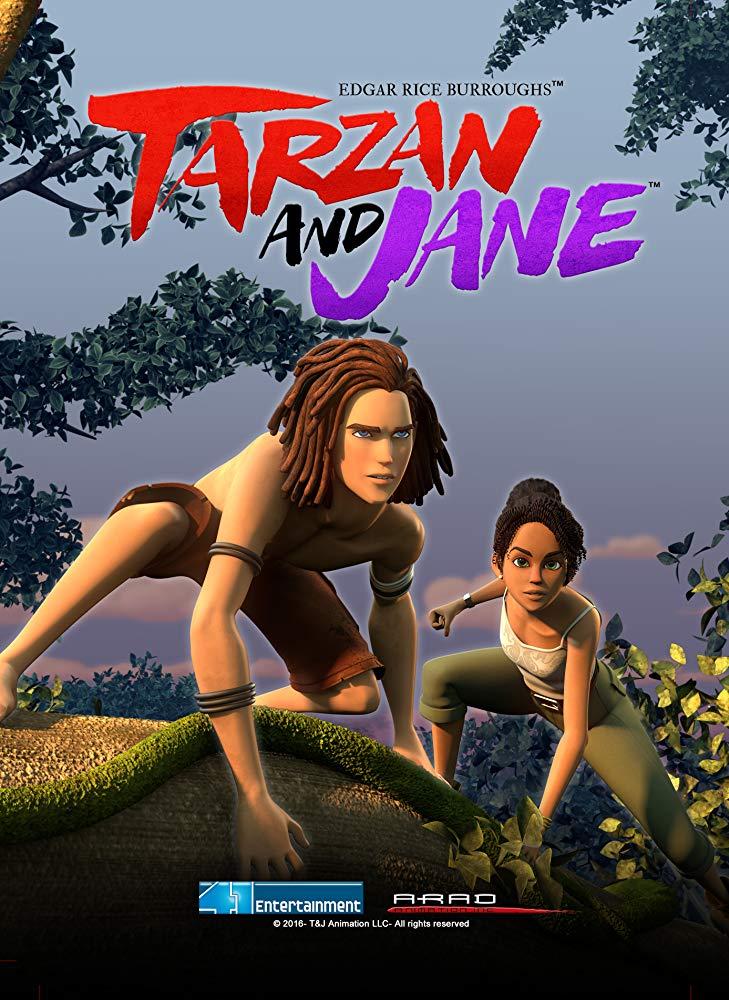 Tarzan and Jane 2017 S02E01 720p WEB x264-CRiMSON