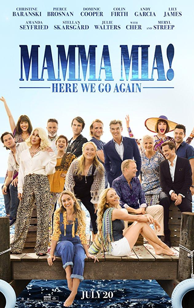 Mamma Mia Here We Go Again 2018 720p BRRip X264 AC3-EVO