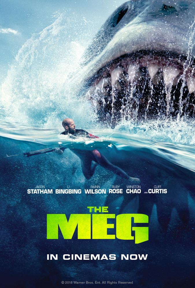The Meg 2018 HDRip XviD-AVID