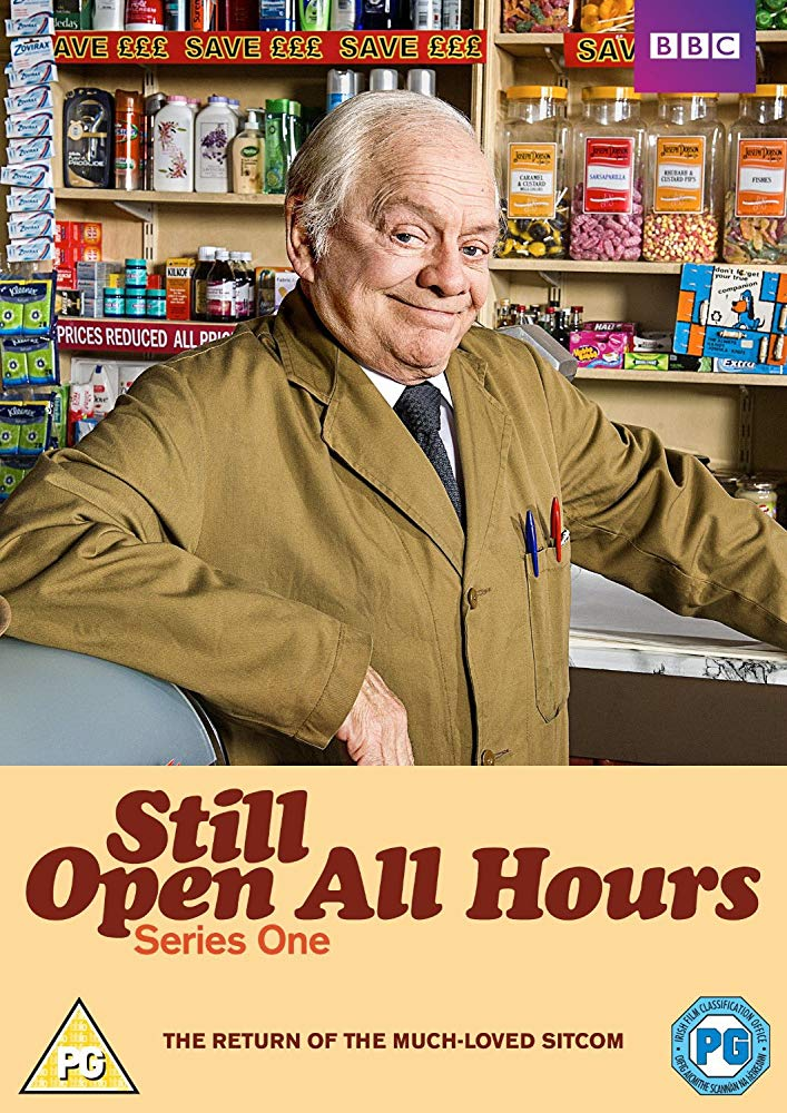 Still Open All Hours S05E02 HDTV x264-RiVER