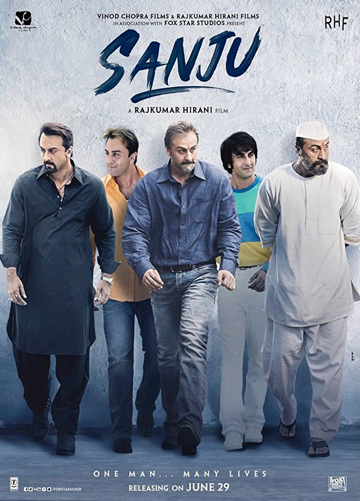 Sanju 2018 Hindi 1080p NF WEB-DL DD 5 1 x264 ESub MW