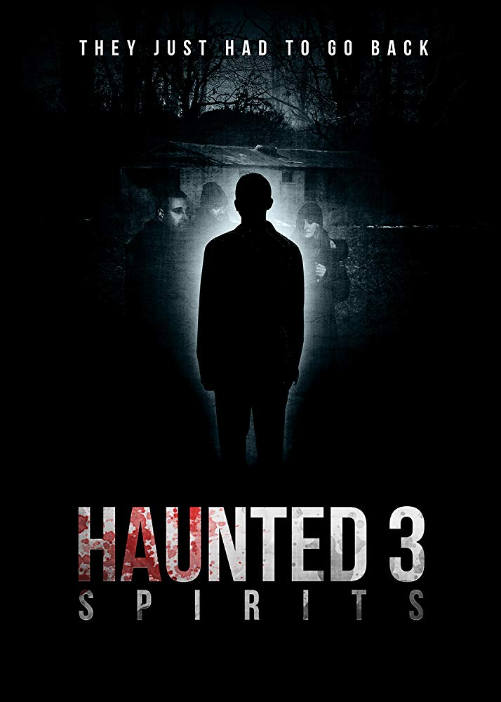 Haunted 3 Spirits (2018) HDRip XviD AC3-EVO