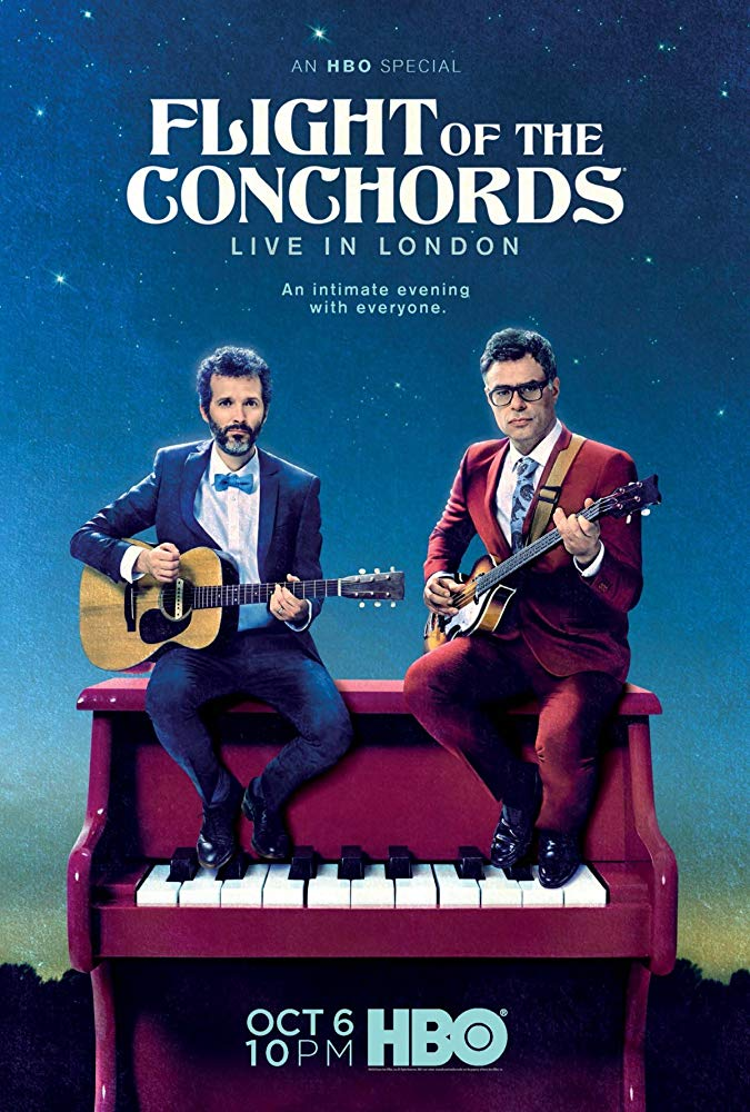 Flight of the Conchords Live in London (2018) WEB h264-CONVOY