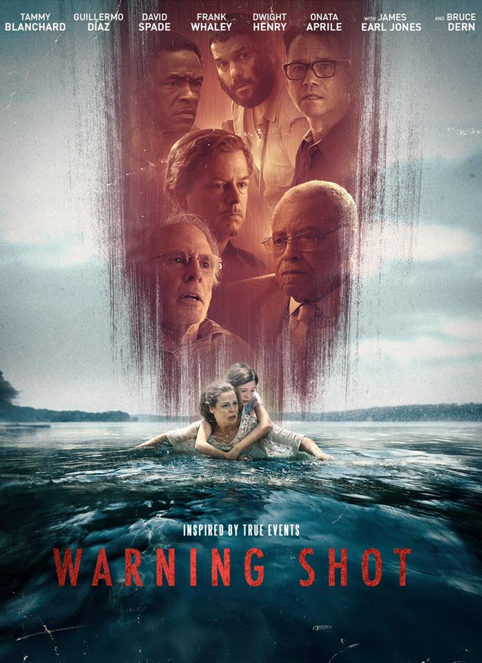 Warning Shot 2018 BDRip XviD AC3-EVO