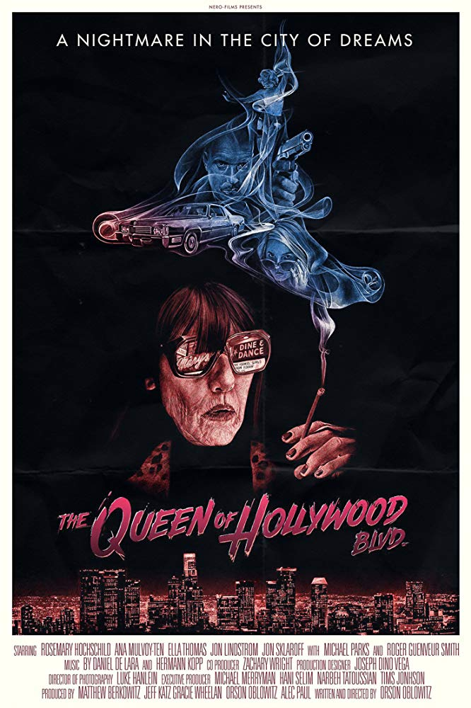 The Queen of Hollywood Blvd 2018 HDRip AC3 X264-CMRG