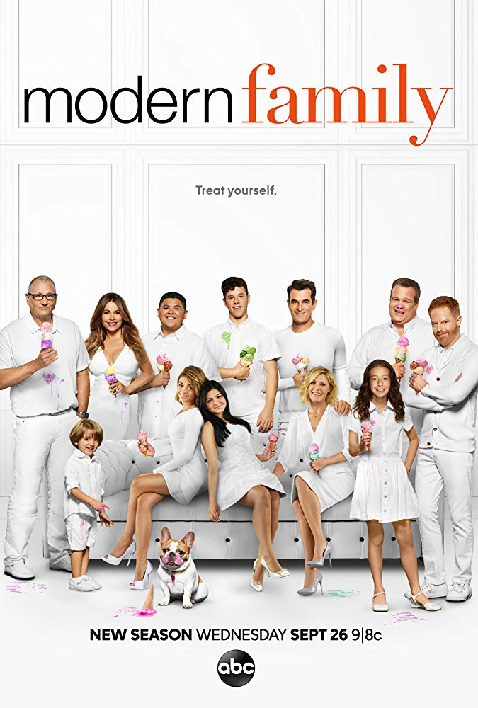 Modern Family S10E04 720p HDTV x265-MiNX