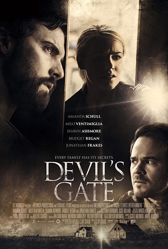 Devils Gate 2017 720p BRRip x264 ESub MW