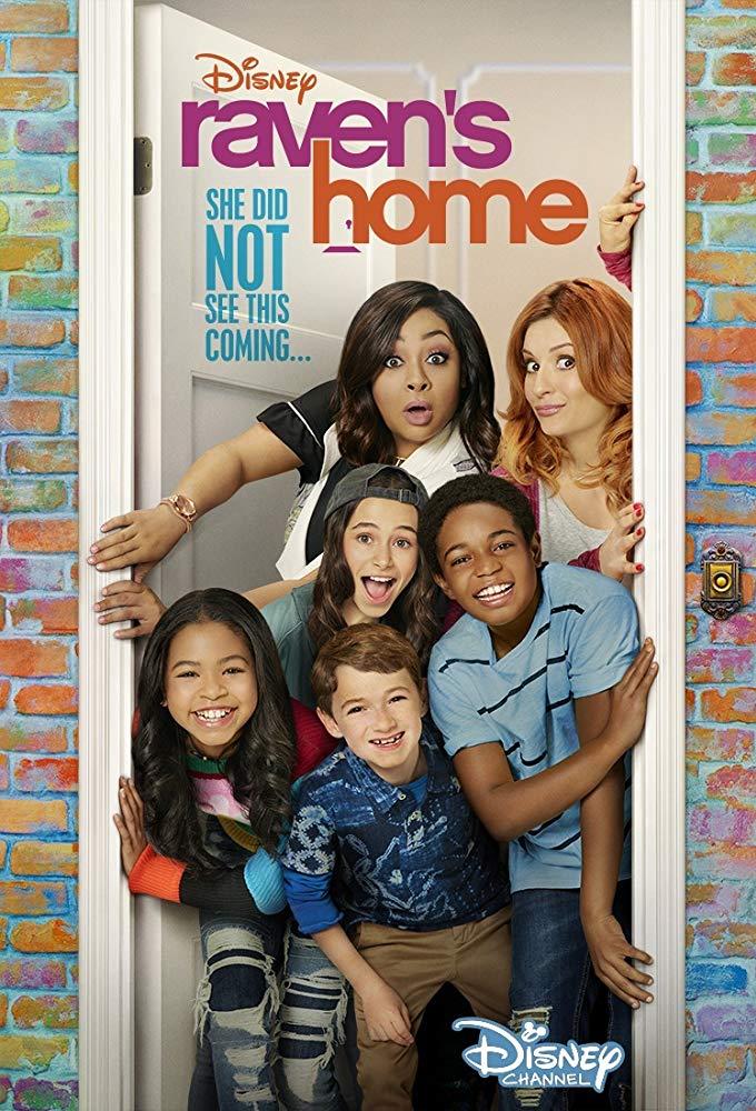 Ravens Home S02E16 Switch or Treat 720p WEB x264-CRiMSON