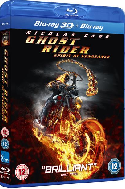 Ghost Rider Spirit Of Vengeance (2011) 720p BRRip x264-DLW