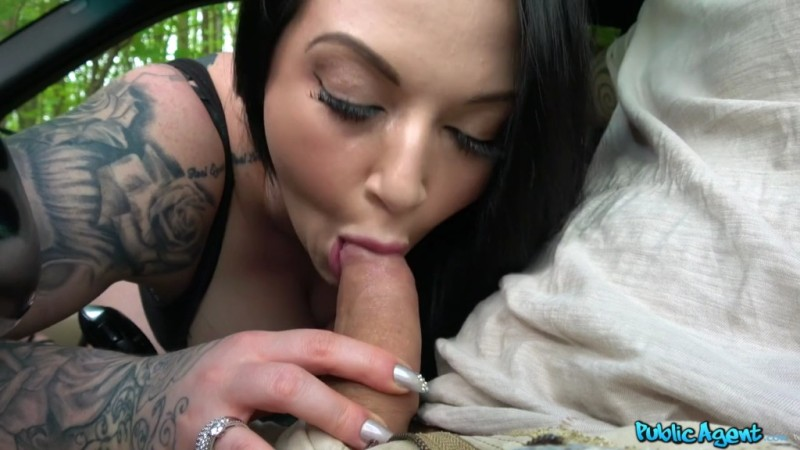 Public Agent - Harmony Reigns - Big Tits Blowjob And Fuck In Woods - 05.06.2018 - 720p Free Download From pornparadise.org