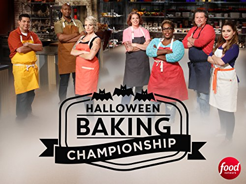Halloween Baking Championship S04E05 Circus of Dread WEBRip x264-CAFFEiNE