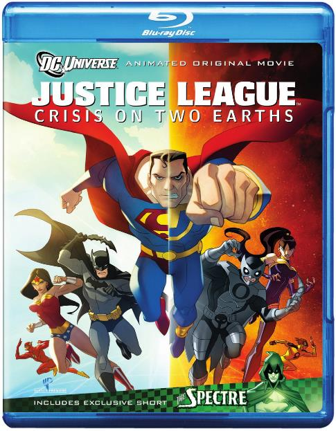 Justice League Crisis On Two Earths 2010 1080p BluRay H264 AAC-RARBG