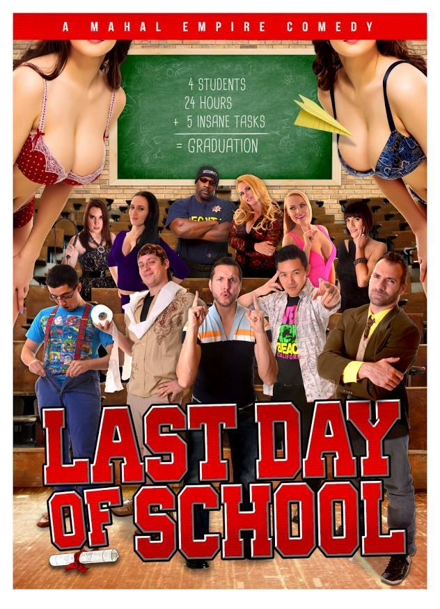 Last Day of School (2016) WEBRip - SHADOW