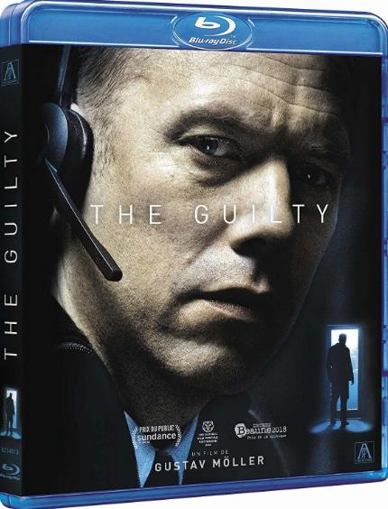 The Guilty 2018 BRRip XviD AC3-EVO