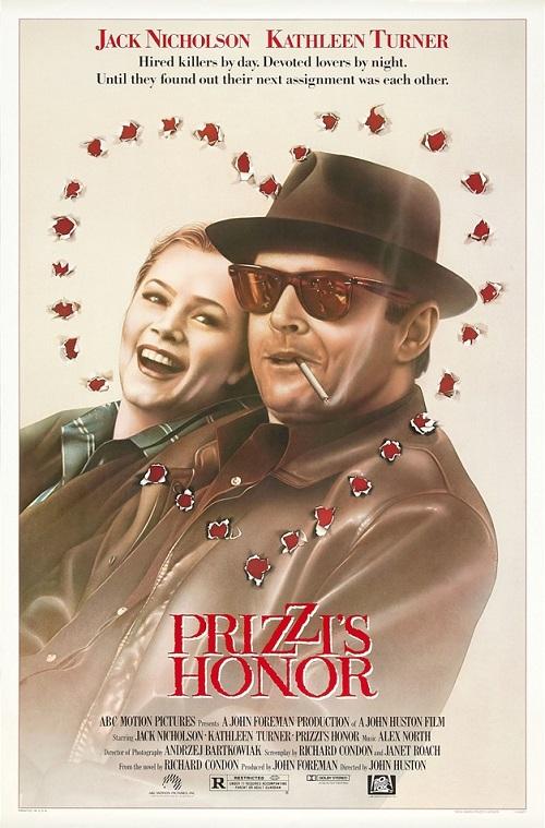 Prizzis Honor 1985 BRRip XviD MP3-XVID