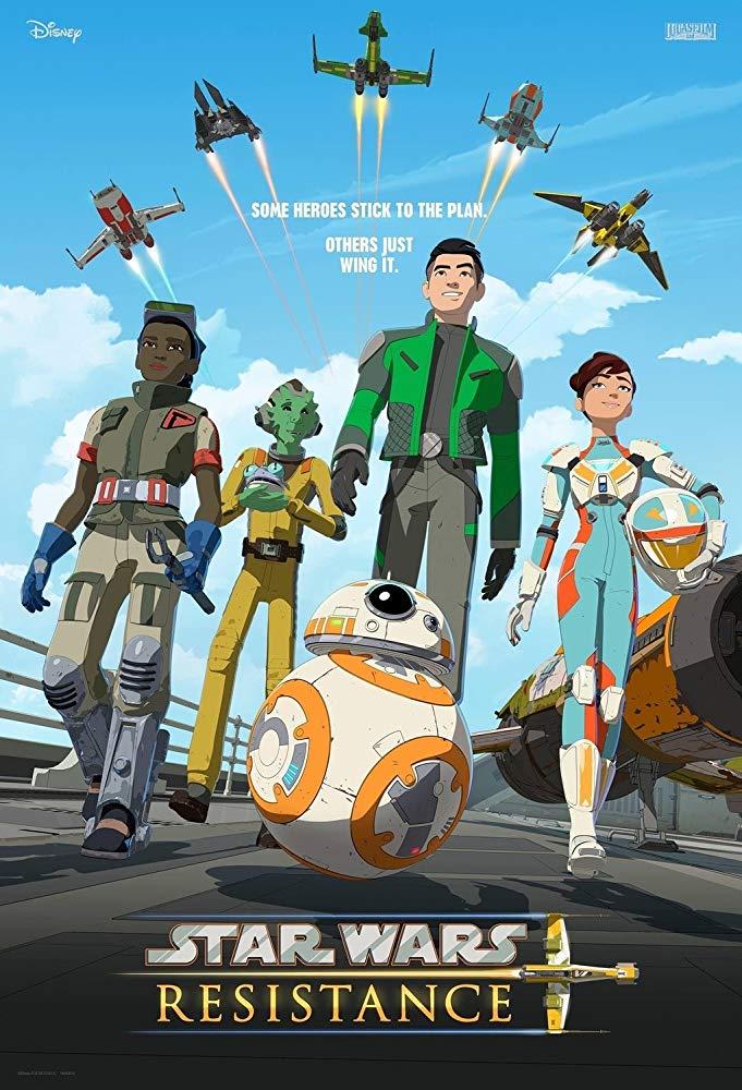 Star Wars Resistance S01E05 XviD-AFG