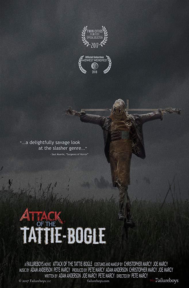 Attack of the Tattie-Bogle (2017) [WEBRip] [720p] YIFY