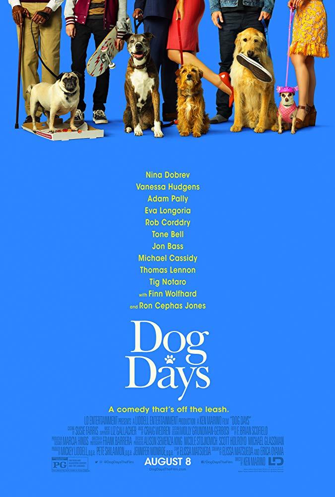 Dog Days 2018 HDRip AC3 X264-CMRG