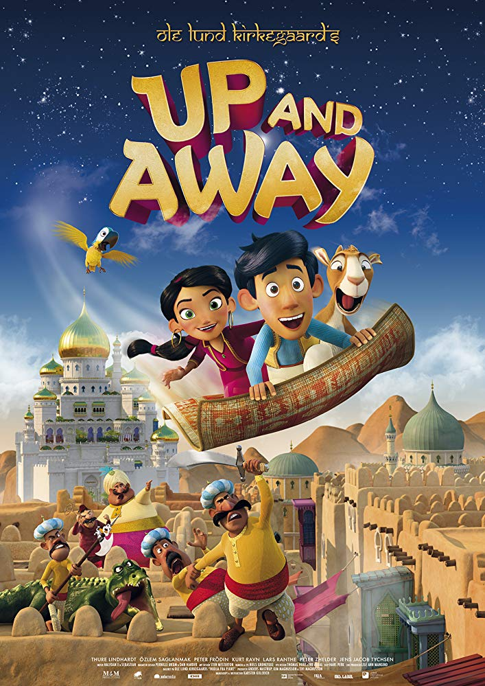 Up and Away 2018 HDRip AC3 X264-CMRG