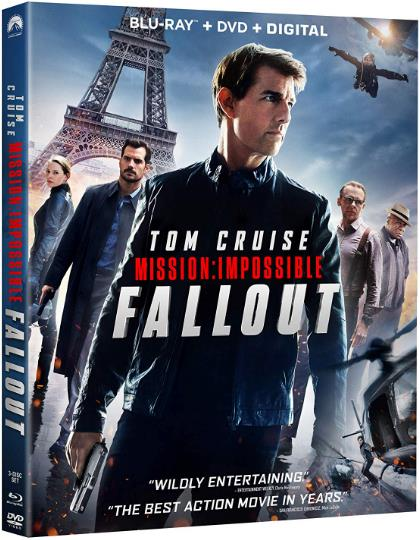 Mission Impossible Fallout (2018) 720p BluRay DTS X264-CMRG