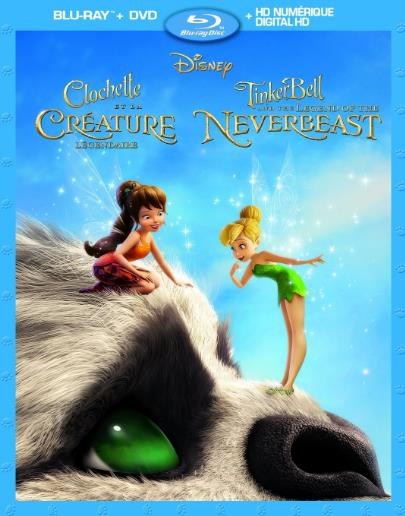 Tinker Bell and the Legend of the Neverbeast (2014) 1080p BluRay x264-ROVERS