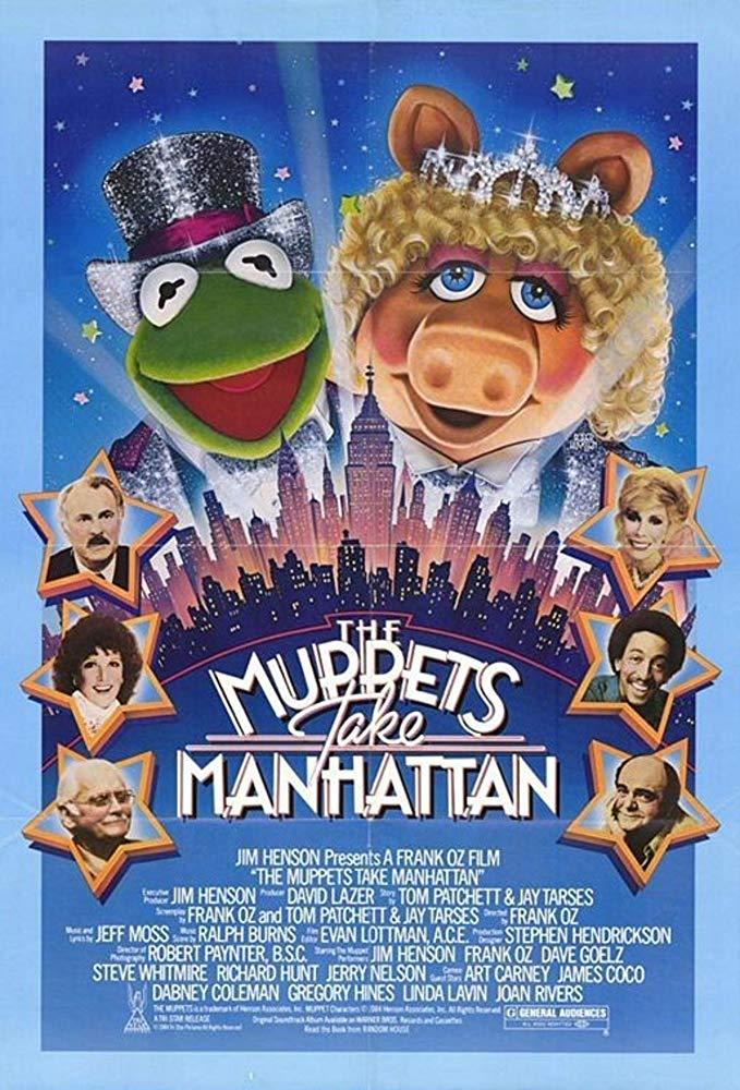 The Muppets Take Manhattan (1984) [BluRay] [720p] YIFY
