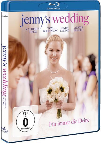 Jennys Wedding (2015) 1080p BluRay H264 AAC  RARBG