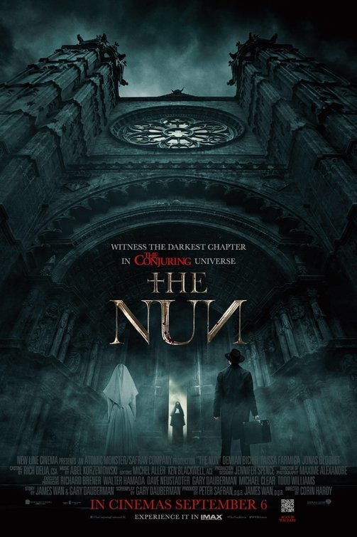 The Nun 2018 BRRip 720p x264 AAC-PRiSTiNE [P2PDL]