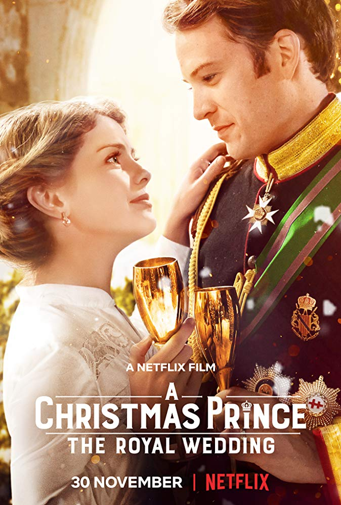 A Christmas Prince The Royal Wedding 2018 1080p NF WEB-DL DDP5 1 H264-CMRG[TGx]