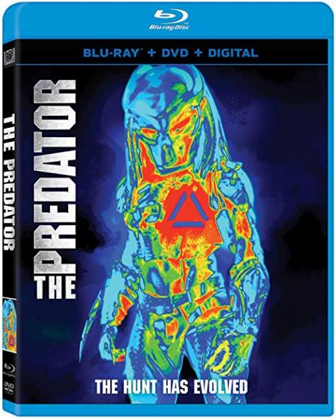 The Predator (2018) BRRip XviD-EVO