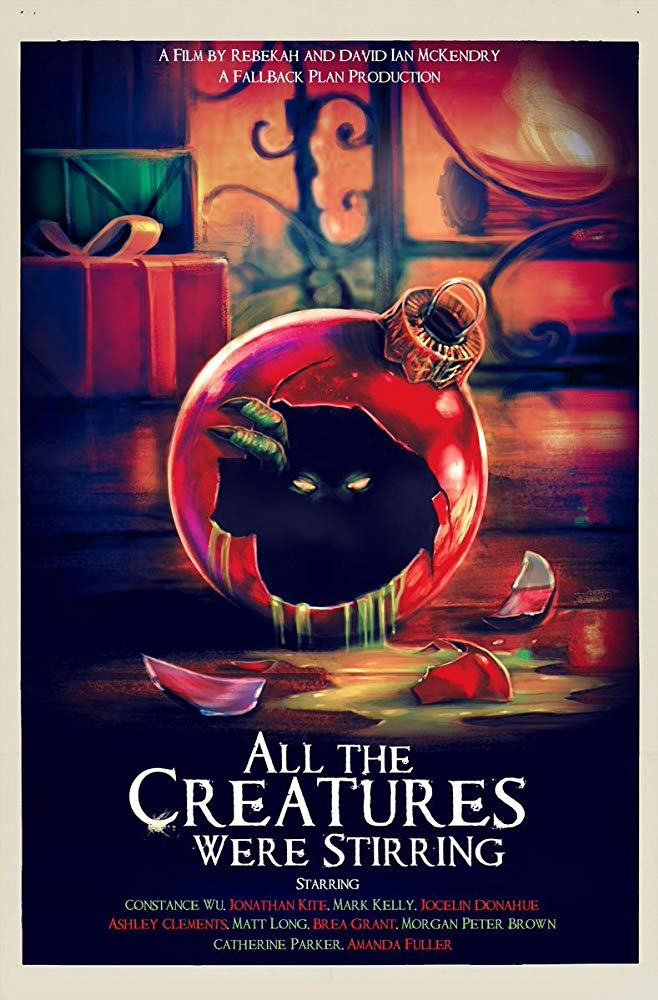 All The Creatures Were Stirring 2018 WEB-DL XviD AC3-FGT