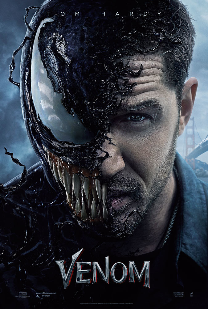 Venom 2018 720p BRRip x264 MkvCage