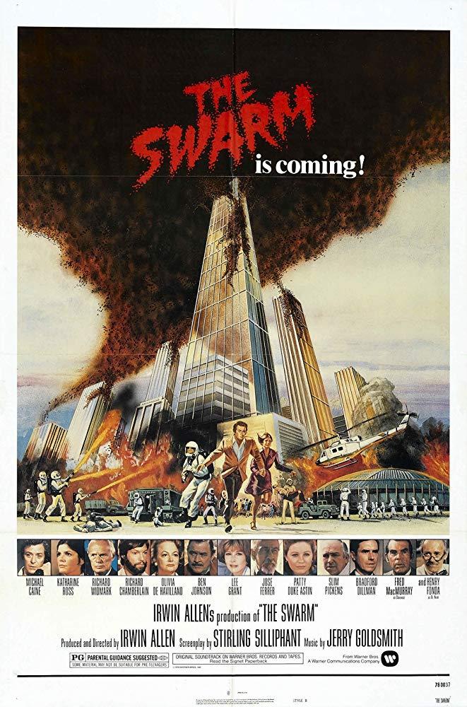 The Swarm 1978 REMASTERED BDRip x264-VoMiT