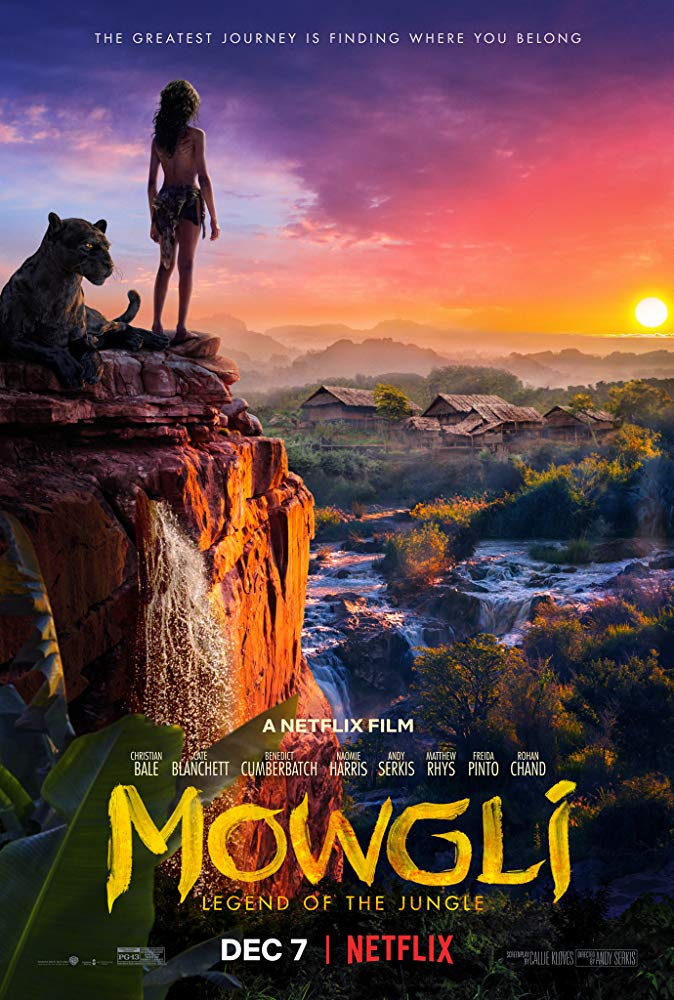 Mowgli Legend of the Jungle 2018 NF WEB-DL DDP5 1 H264-CMRG