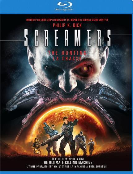 Screamers The Hunting 2009 720p BluRay H264 AAC-RARBG