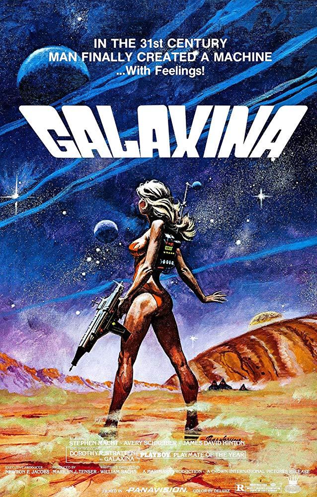 Galaxina 1980 BRRip XviD MP3-XVID