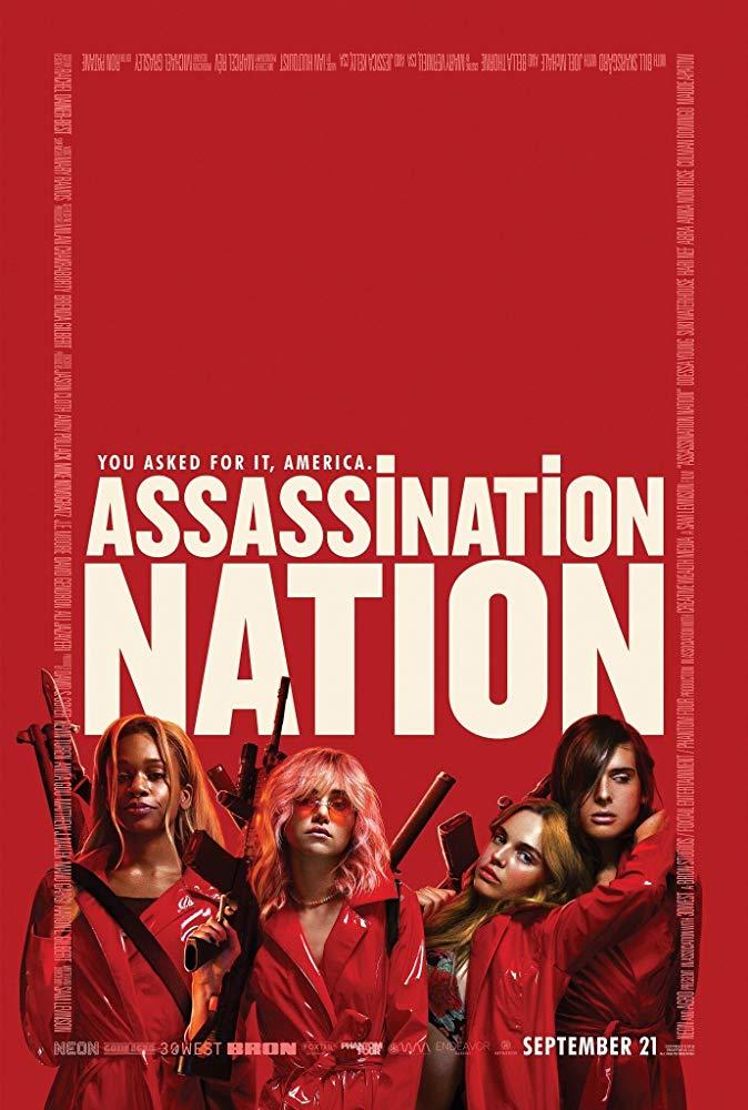 Assassination Nation 2018 [BluRay] [1080p] YIFY