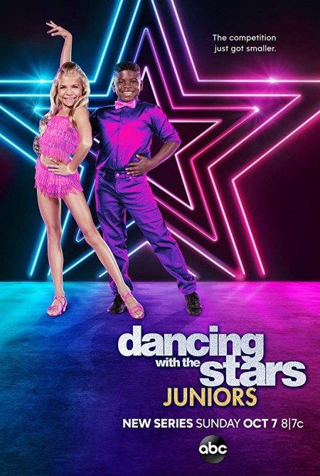 Dancing with the Stars Juniors S01E09 480p x264-mSD