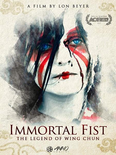 Immortal Fist (2017) AMZN WEB  DL DDP2.0 H264  CMRG